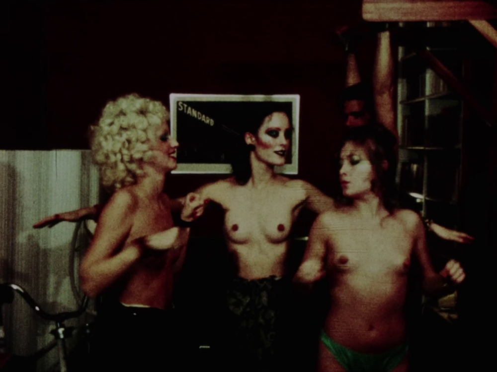 Andy Warhol's L'Amour – 1972, directed by Paul Morrissey, produced by Andy Warhol color, sound, 94′ Collection of The Andy Warhol Museum, Pittsburgh film still
