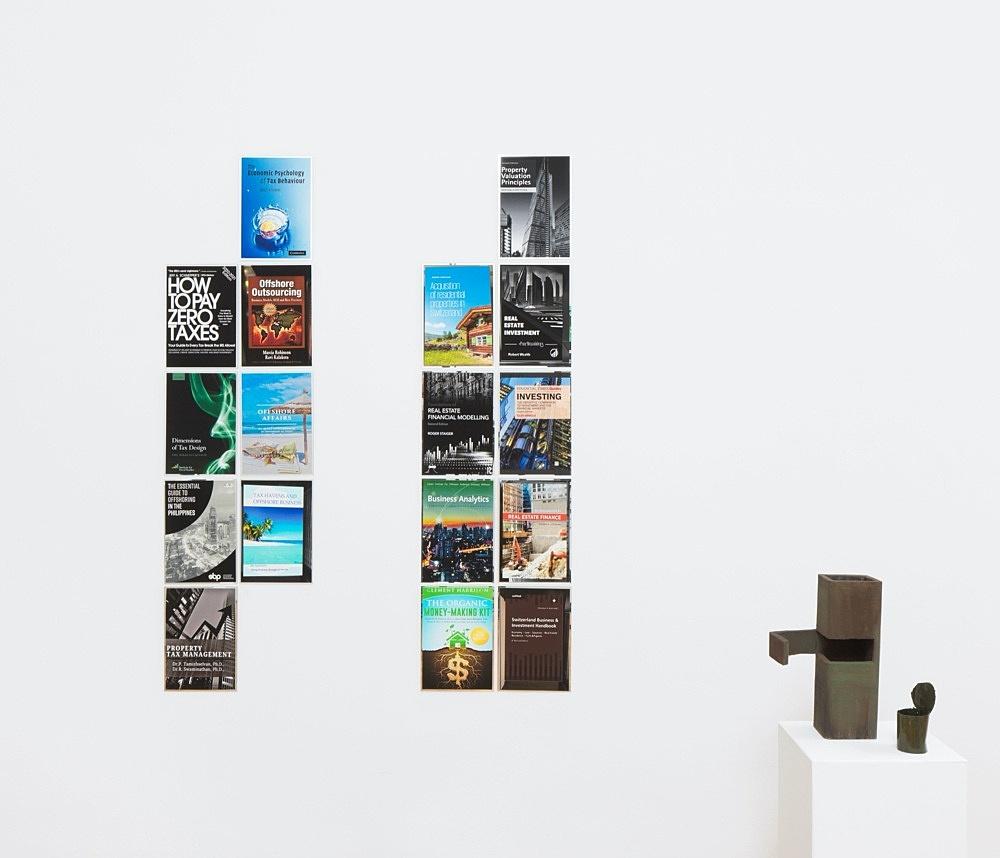 Peter Fischli – installation view Galerie Buchholz, Berlin 2021