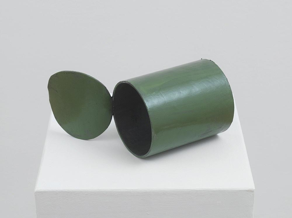 Peter Fischli – untitled, 2021 cardboard, coated, color 91 x 28 x 28 cm