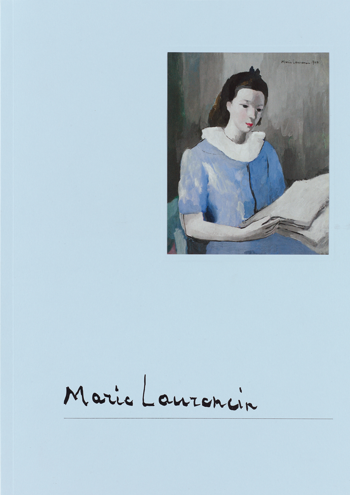 Marie Laurencin – 2021, 48 pages, fully illustrated in color, Owrps, 29,5 x 21 cm Euro 20,- – This catalogue documents the Marie Laurencin exhibition organized by Jelena Kristic at Galerie Buchholz New York in Spring 2020. Alongside numerous illustrations of the exhibited works, the book features texts by Hirohisa Takano-Yoshizawa, director of the Musée Marie Laurencin, Tokyo, and the curator Jelena Kristic. The book is designed by Mathias Poledna.